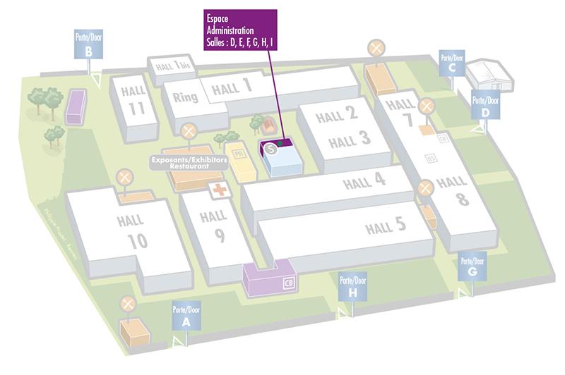 Des conf rences et colloques internationaux au space for Room planning website