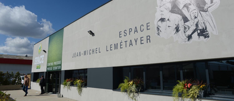 Espace Jean-Michel LEMETAYER - SPACE 2013