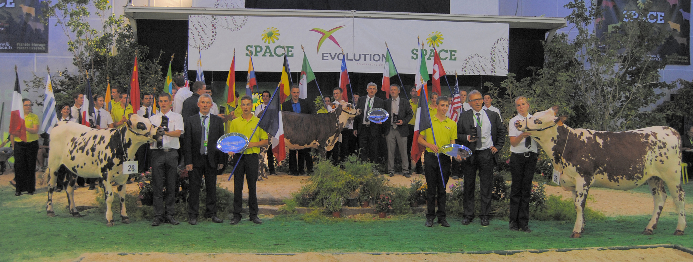 CINOR au SPACE 2014