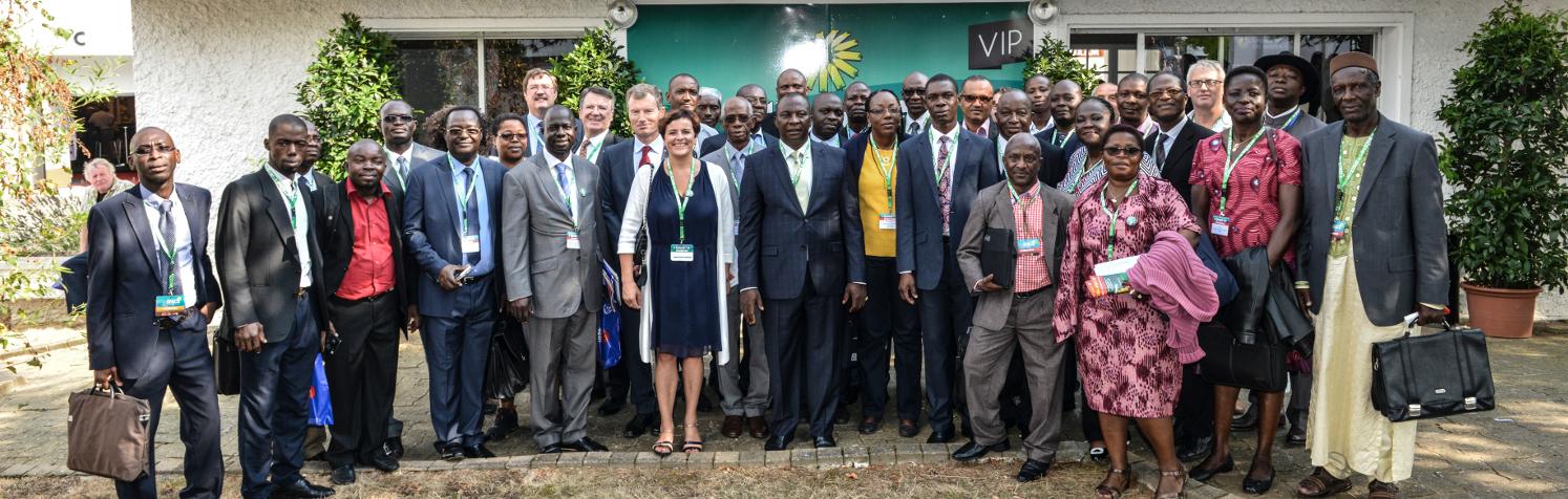 Délégation Afrique SPACE 2016