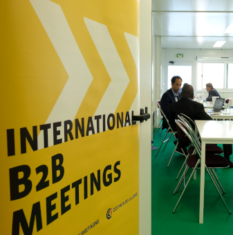B2B meetings