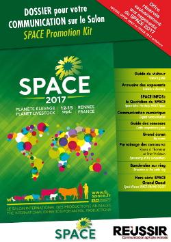 Publicité Reussir SPACE 2017