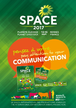 Kit communication SPACE 2017