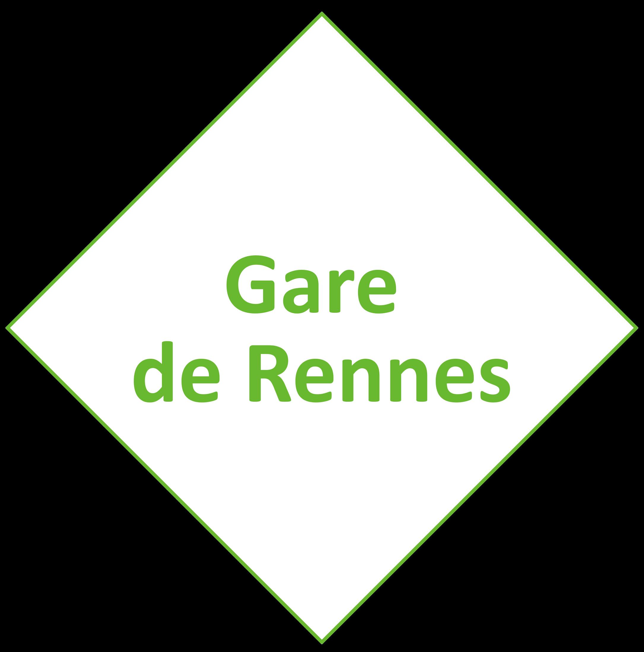 Navette Gare de Rennes SPACE
