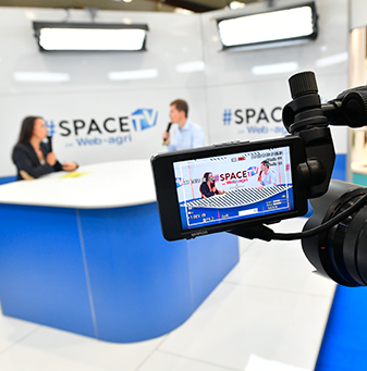 SPACE TV par Web-Agri