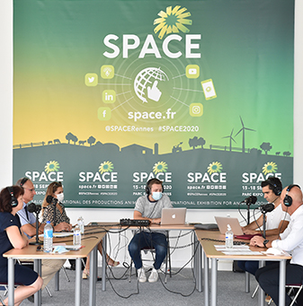 Espace podcasts SPACE