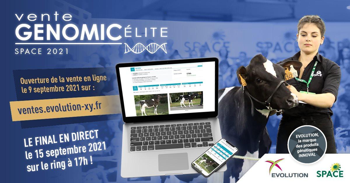 Genomic Elite Sale 2021
