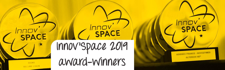 InnovSpace 2019 prize-winners