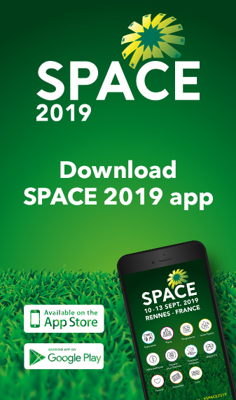 Download SPACE 2019 mobile app