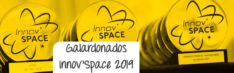 Galardonados InnovSpace 2019
